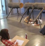 Bookings are now open for The Prince's Drawing Clubs Saturday Drawing Workshops at The Whitechapel!